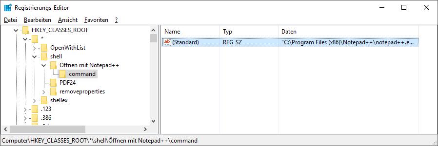 registry-editor