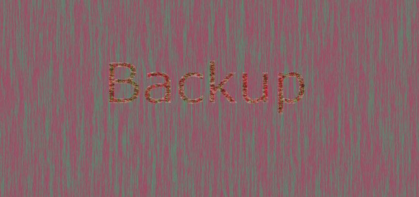 Mein Backupkonzept – Teil 2