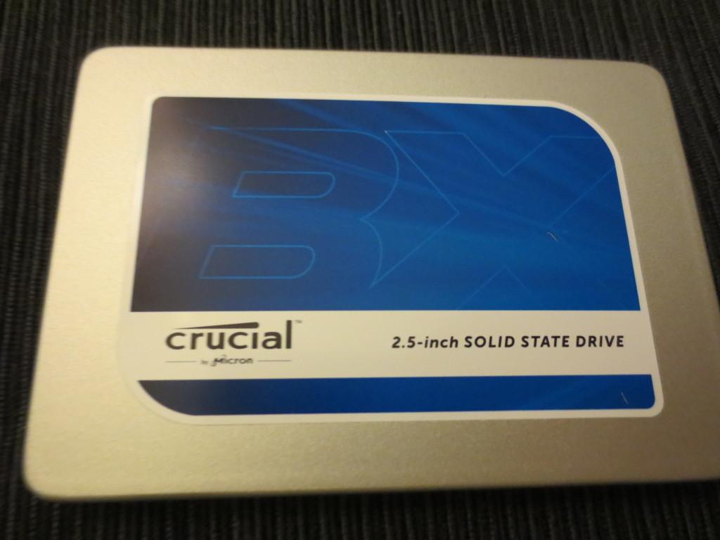 Die SSD.
